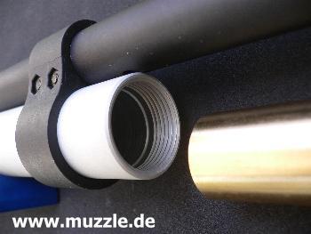 Single Action Airbrush Pistole von Badger mit Aussenmischungsprinzip ...