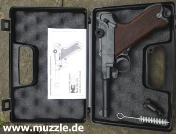 besitz schreckschusspistole strafbar