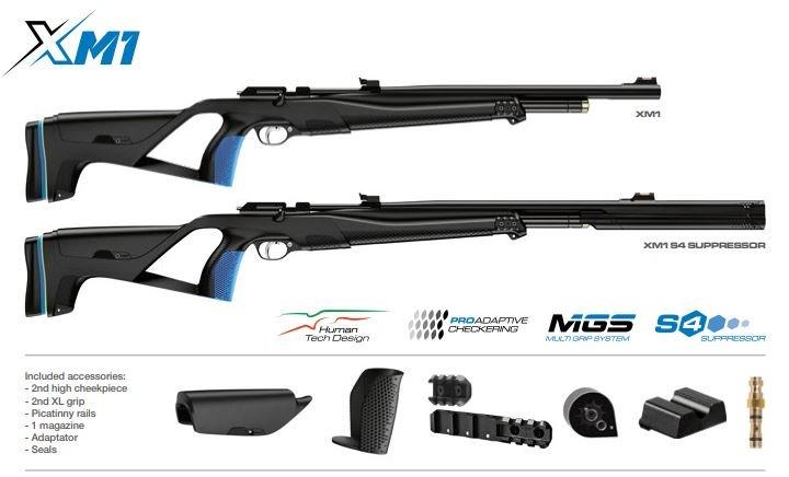 PCP Stoeger XM1 à 300 euros Muzzle_Stoeger_XM1_PCP_07