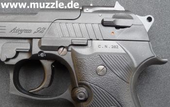 Stärkste co2 pistole